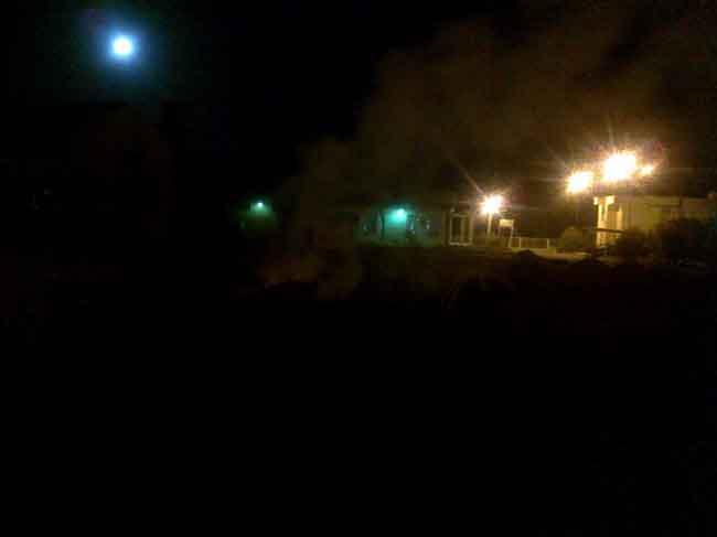 آلودگی محیطی توسط اداره برق 2