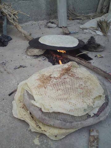 نان نازک